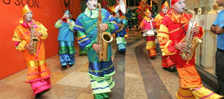 Dubai Shopping Festival (15 Jan to 3 Feb 2013)