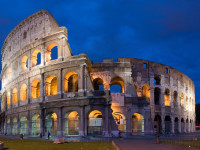 "Rome, Italy the ""Eternal city"""