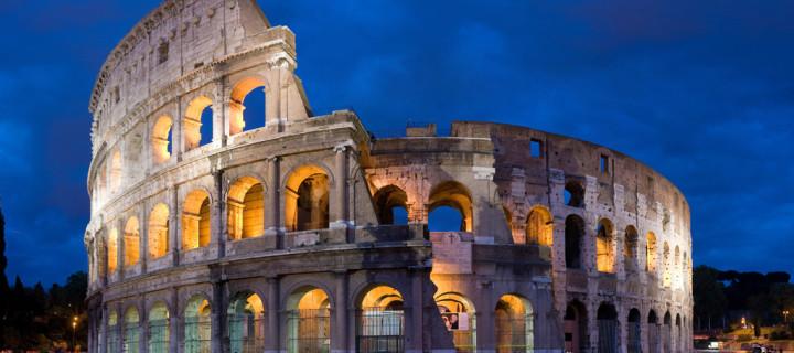 "Rome, Italy the ""Eternal city"""