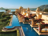 The Oberoi Udaivilas, Udaipur – Asia's Award Winning Resort in INDIA
