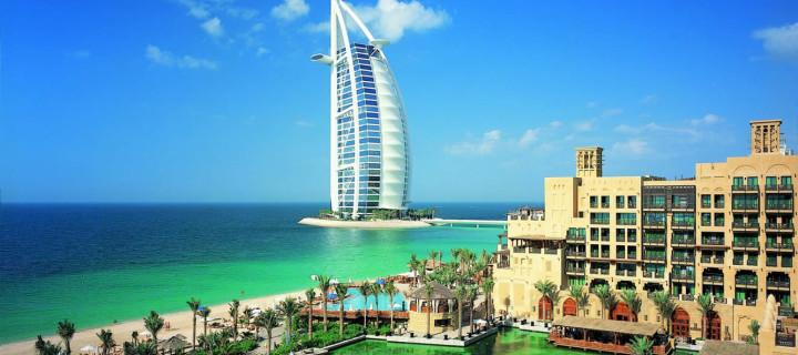 Glimpse of Dubai